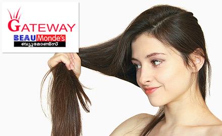 Beau Mondes Hair Fixing