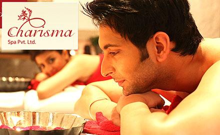 Charisma Beauty Style Wellness Indiranagar - Take a beauty break with upto 65% off on spa & salon services!