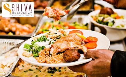 The Mint Leaf Restaurant - Hotel Shiva Residency