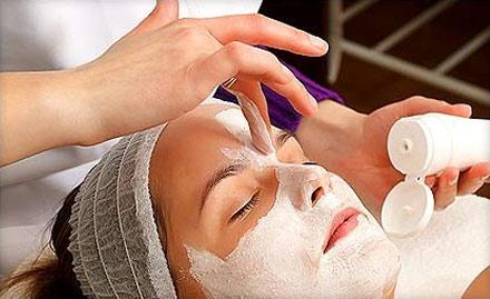 Scissors Hand Vijay Nagar - 40% off. Get facial, haircut, manicure, waxing & more!