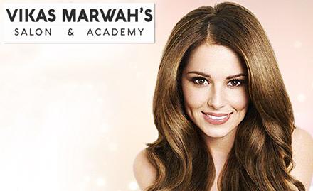 Vikas Marwah's Salon & Academy