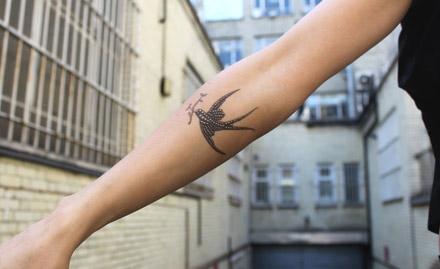 Professional Salon Tattoo