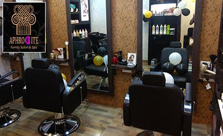 Aphrodite Family Salon & Spa