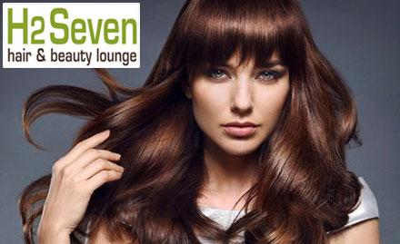 H2 Seven The Unisex Salon