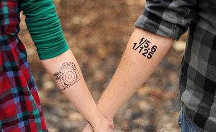 Blackace Tattoo & Piercing Studio Maninagar - Get 50% off on permanent tattoo!