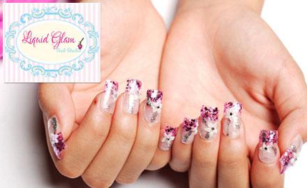 Liquid Glam Nails Studio