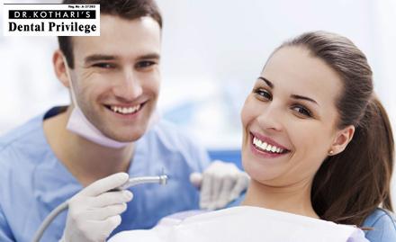 Dr Kothari's Dental Privilege
