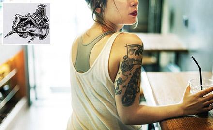 Ink World The Tattoo Studio