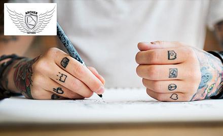 Archer Tattoo Studio Satellite - 40% off on permanent tattoo!