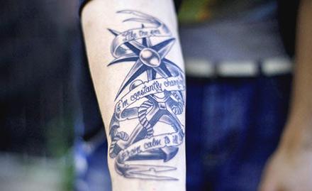 Inkstars Tattoo Studio