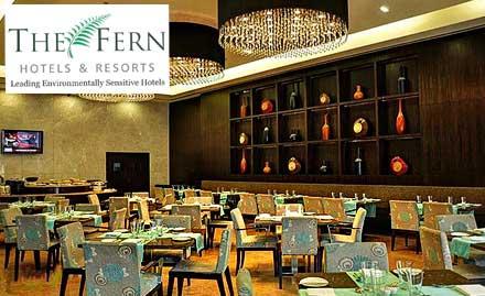 Prana - Manasarovar The Fern Hotel