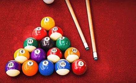 Fun Ball Billiards Snooker & Pool