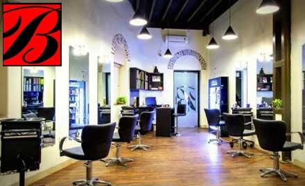 Black Burberry Salon And Spa