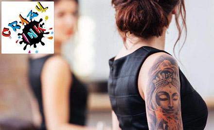 Crazy Ink Tattoo Studio