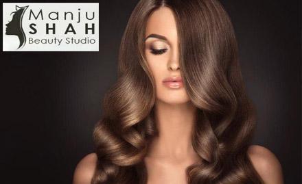 Manju Shah Hair & Beauty Studio