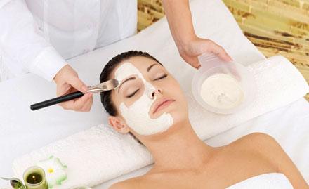 New Head Master Hair & Beauty Luxury Salon Deal, Offer