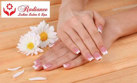 Radiance Ladies Salon Spa Deals In Borivali West Mumbai
