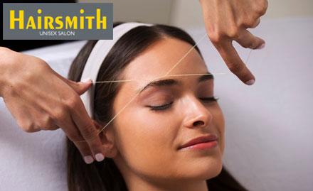 Hairsmith Unisex Salon Deal, Offer