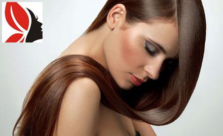 Alyssum Unisex Salon Deal, Offer