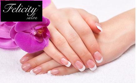 Felicity Salon Deal, Offer