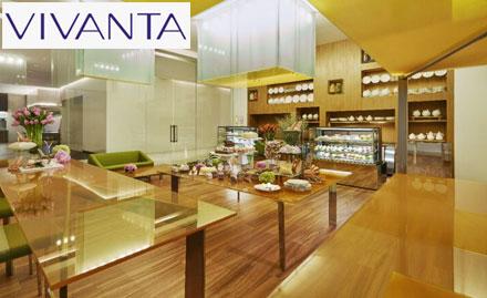 Caramel Vivanta By Taj deal