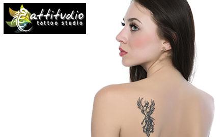 Attitudio Tattoo Studio deal