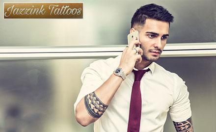 Jazz ink Tattoos deal