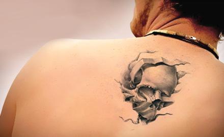 Machine Head Tattoo Studio deal