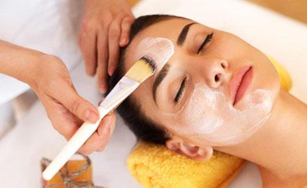 Hairline Unisex Salon Deal, Offer