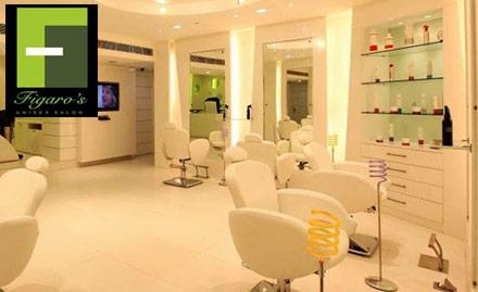 Figaro\'s Unisex Salon deal