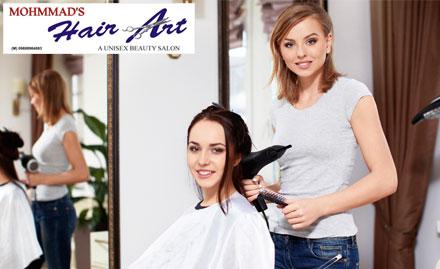 Mohmmad\'s Hair Art deal