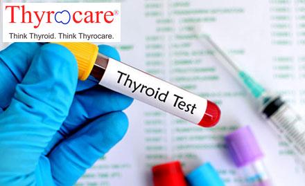 Thyrocare Deal, Offer