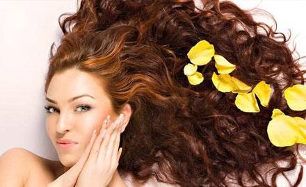 Evol Unisex Hair and Makeup Studio.