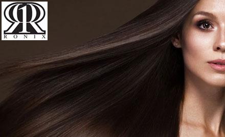 The Hair Ronix Luxury Salon