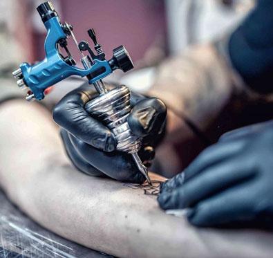 20sq inch tattoo in just Rs 1199 @ Samay Tattoo Studio