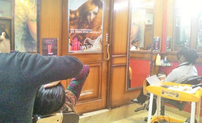 Hi-Lites Hair, Spa and Beauty Parlour deal