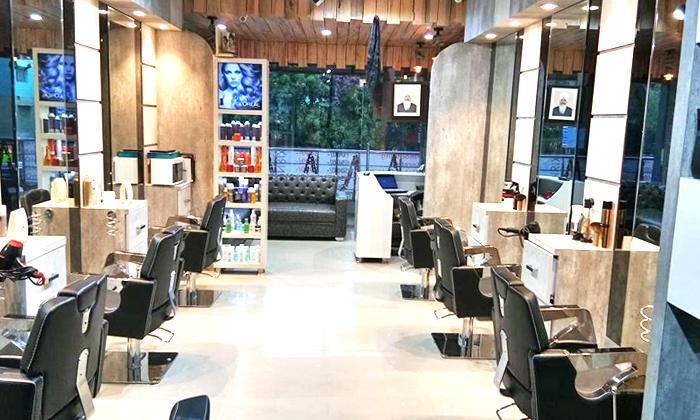 Sanrix Unisex Salon deal